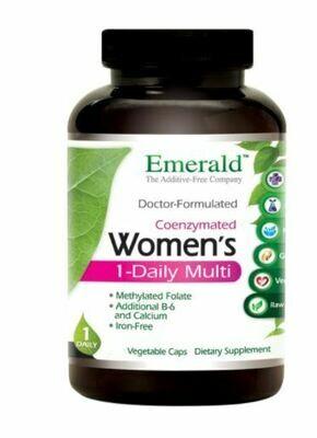 Emerald Labs Womens Multi 30cap