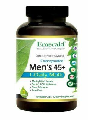 Emerald Labs Mens Multi 45 30cap