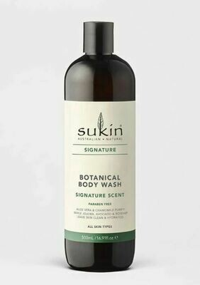 Sukin Original Body Wash