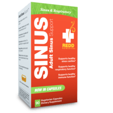 Redd Remedies Adult Sinus Support 100tab