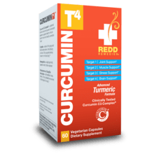 Redd Remedies Curcumin T4 120cap