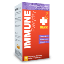 Redd Remedies Immune Everyday 30cap