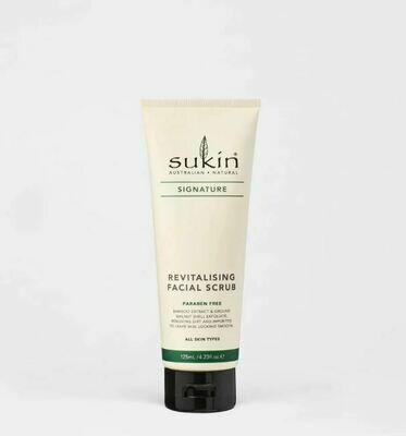Sukin Signature Facial Scrub
