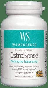 Natural Factors EstroSense Vcap 60