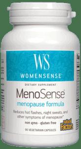Natural Factors MenoSense Vcap 90