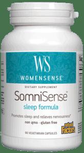 Natural Factors P SomniSense Vcap 90