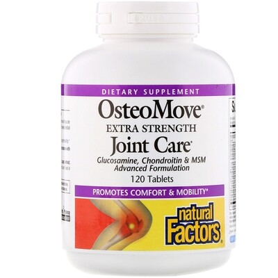 Natural Factors Osteomove Joint Care Tab 120