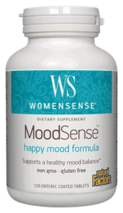 Natural Factors P MoodSense Enteric Tab 120