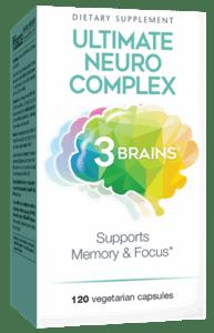 Natural Factors Ult Neuro Complex Vcap 120