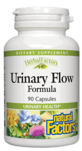 Natural Factors Urinary Flow (Diuretic) Cap 90