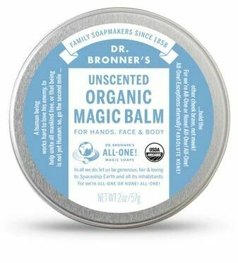 Dr. Bronner's Unscented Baby Organic Magic Balm