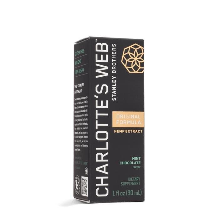 Charlottes Web 50 Mg Mint Choco 1 Fl Oz