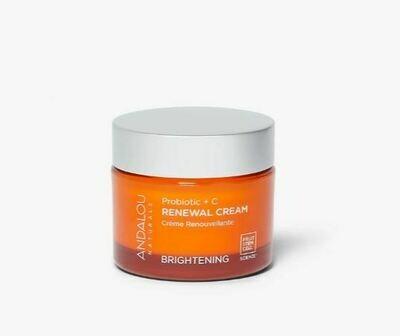 Andalou Brightening Probiotic Cream 1.7oz