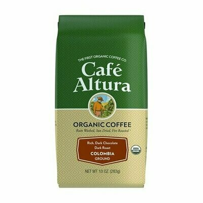 Cafe Altura Columbia Ground 10oz Bag