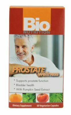 Bio Nutrition Prostrate Wellness 60vcap