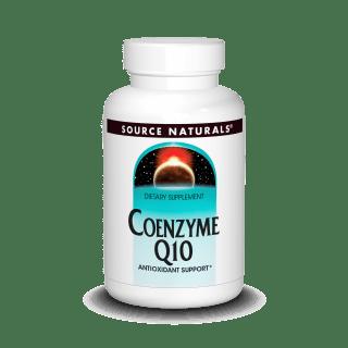Source Naturals CoQ10 30sgels
