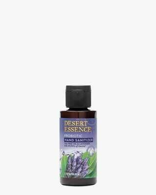 Desert Essence Hand Sanitizer Lavender 1.7 Oz