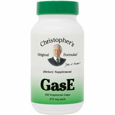 Dr. Christopher's Gas-Eze