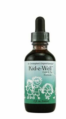 Dr. Christopher's KidEWell 1oz