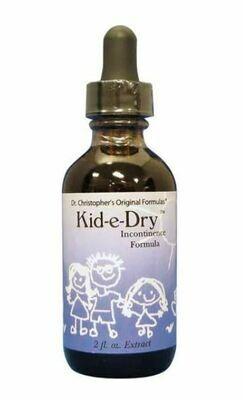 Dr. Christopher's KidEDry 2oz