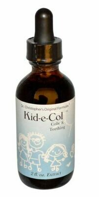 Dr. Christopher's KidECol 2oz