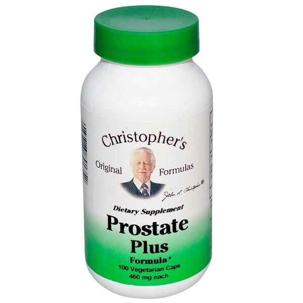 Dr. Christopher's Prostrate Plus 100vcap