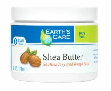 Earths Care Shea Butter 6oz