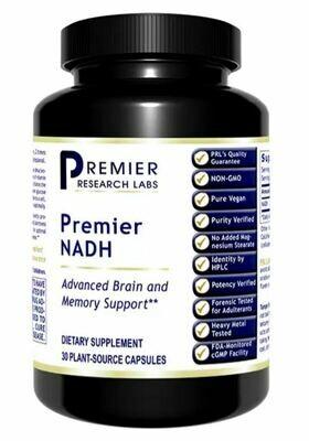 Premier NADH 30cap