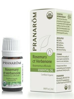Pranarom EO Rosemary ct Verbenone 2ml