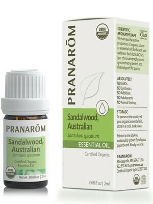 Pranarom EO Sandalwood 2ml