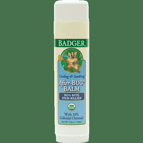 Badger After-Bug Balm Stick 0.6oz