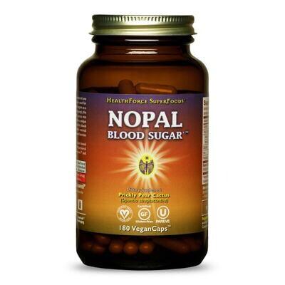 Health force Nopal Blood Sugar 180 Vcaps