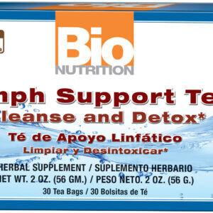Bio Nutrition Lympth Tea 30