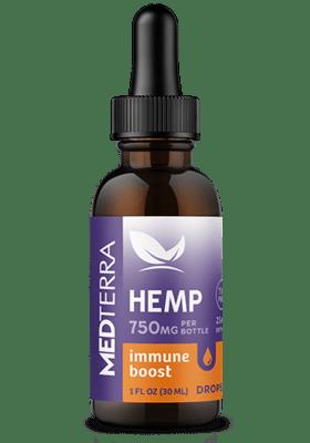 Medterra Immune Support Immune Boost Elixir 1000mg