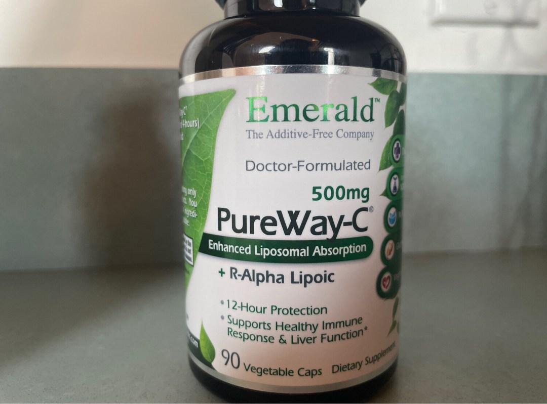 Emerald PureWay-C 500mg 90 VegCaps
