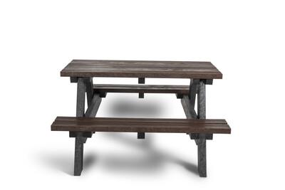 Junior Duke A Frame picnic table 1.2M