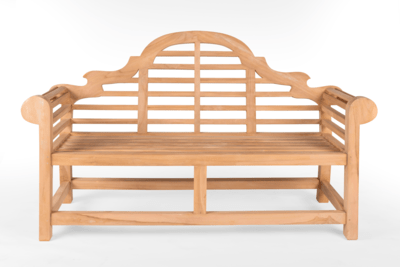 Lutyens Heavy Duty all teak seat