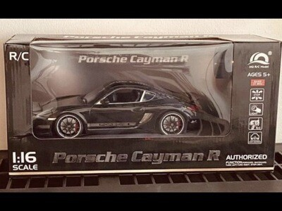 PORSCHE, Cayman, RC Model Car, NWOT, Unopened Box