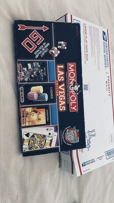 Monopoly, Las Vegas Ed., Good Condition