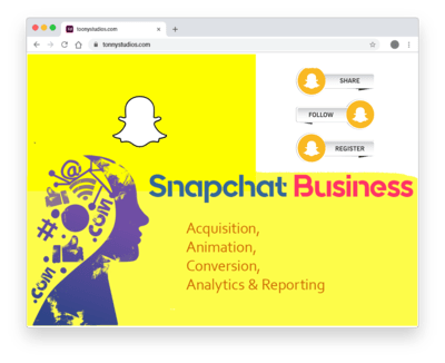 SNAPTCHAT BUSINESS