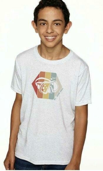 Youth T Shirt Snorkel