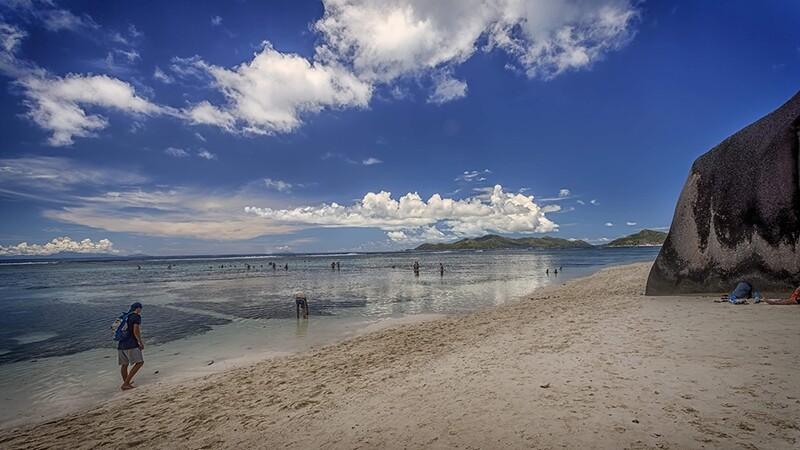 La Digue, Seychelles 9558