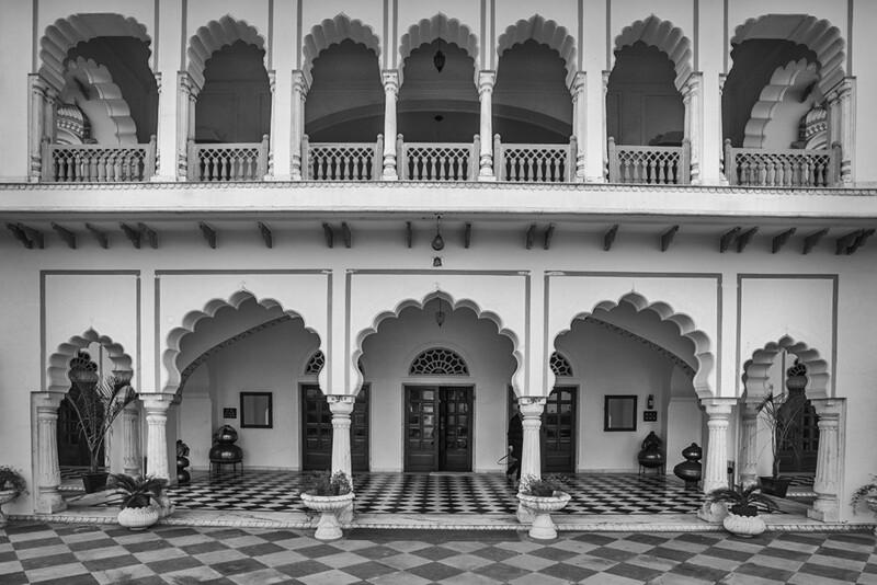 Laxmi Vilas Palace Hotel, Bharatpur 5214