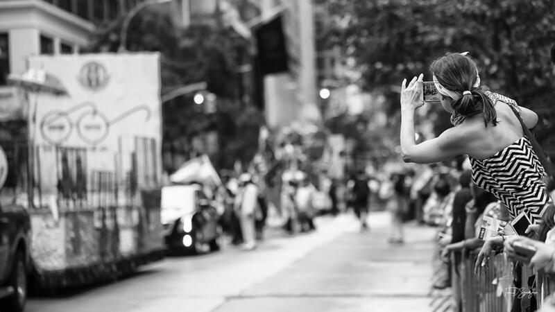 'Focus' - Indian Independance Day Parade, New York!