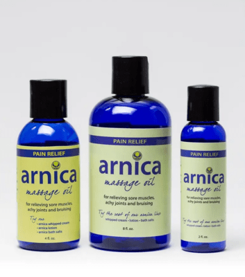 Arnica Massage Oil 2oz