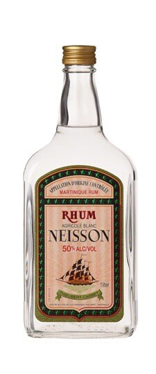 Neisson Blanc Rhum Agricole 1L
