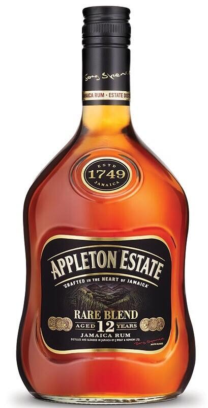 Appleton Rare Blend 12 Year 750ml