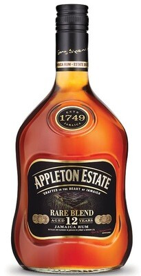 Appleton Rare Blend 12 Year 750ml