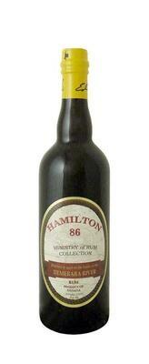 Hamilton 86 Demerara 750ml