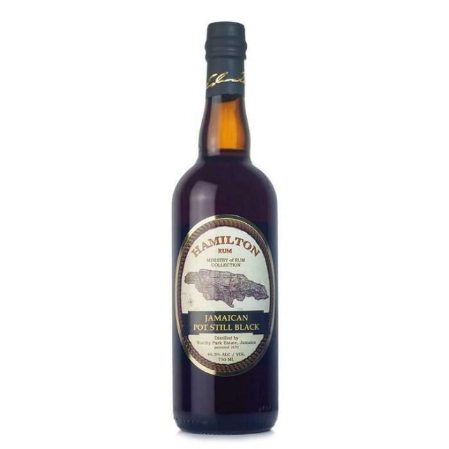 Hamilton Jamaican Black Pot Still Rum 750ml
